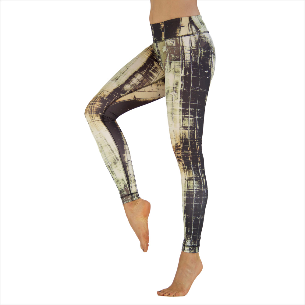 Niyama Yoga Pants Downtown Metropolitan