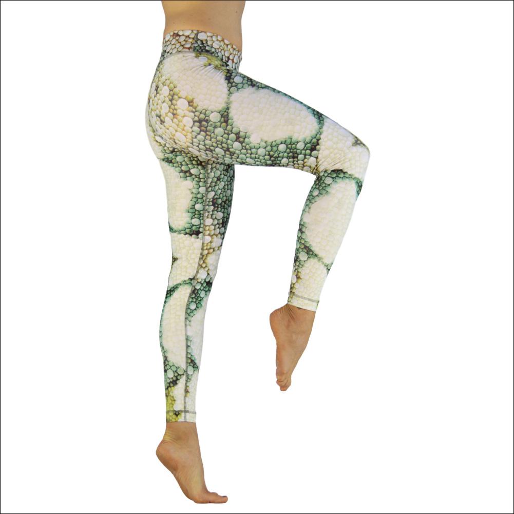 Niyama Yoga Pants Caribbean Marbles