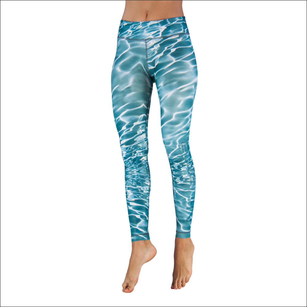 Niyama Yoga Pants Aquarius