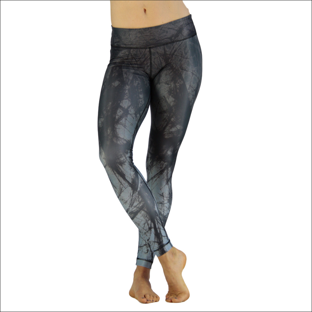 Niyama Yoga Pants Electric Dream