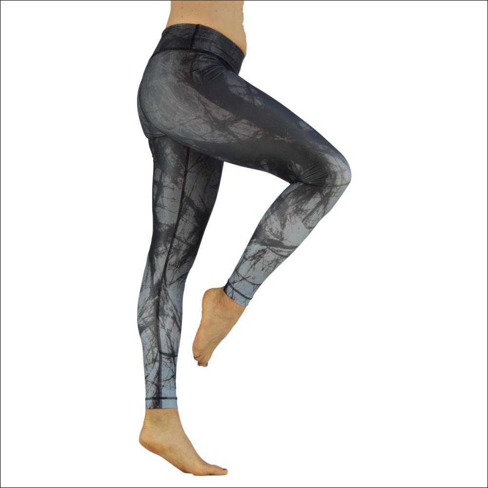 Niyama Yoga Pants Electric Dream