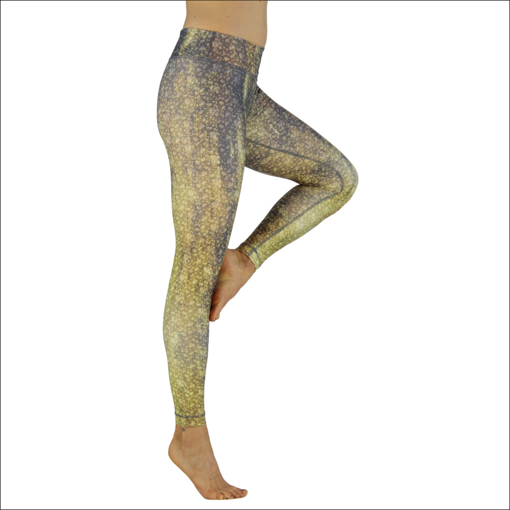 Niyama Yoga Pants Hidden Blossom