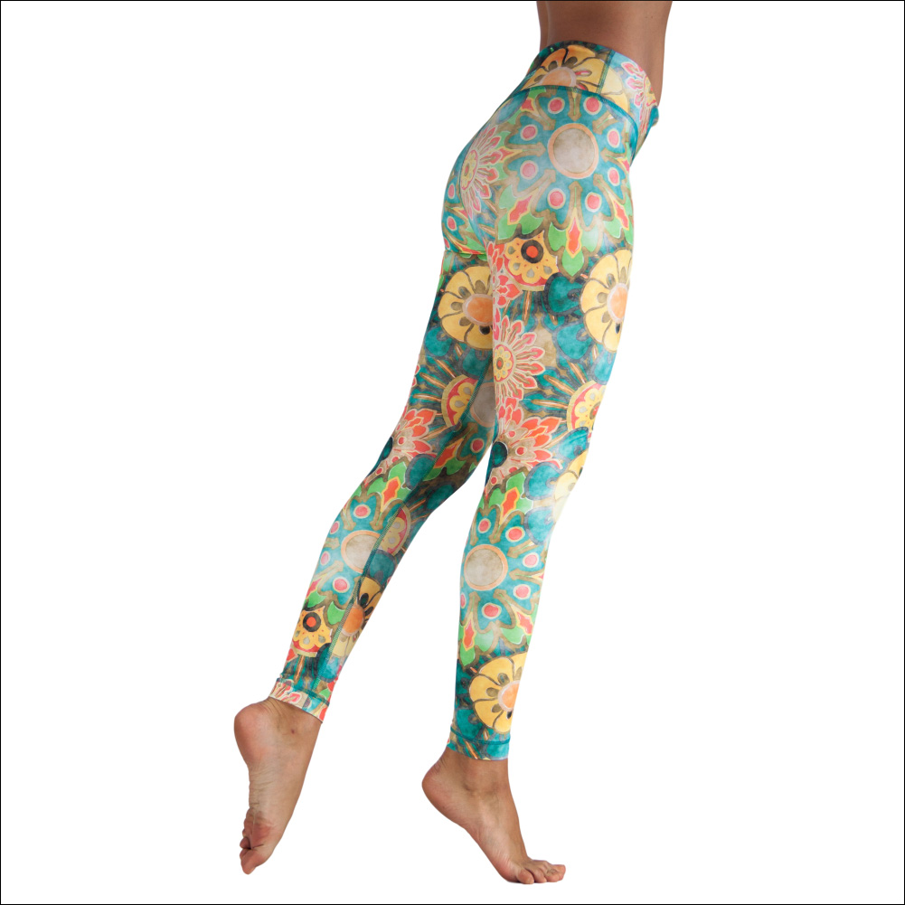 Niyama Yoga Pants Coachella