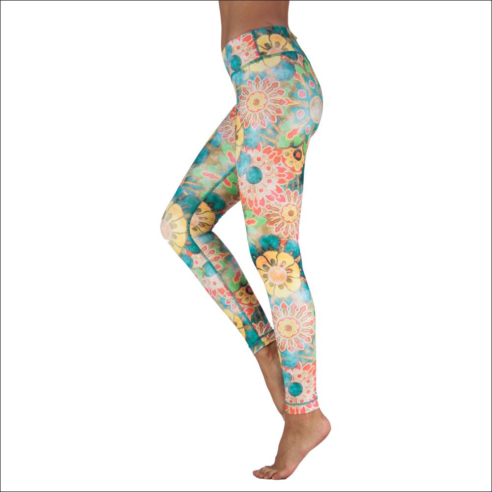 Niyama Yoga Pants Coachella