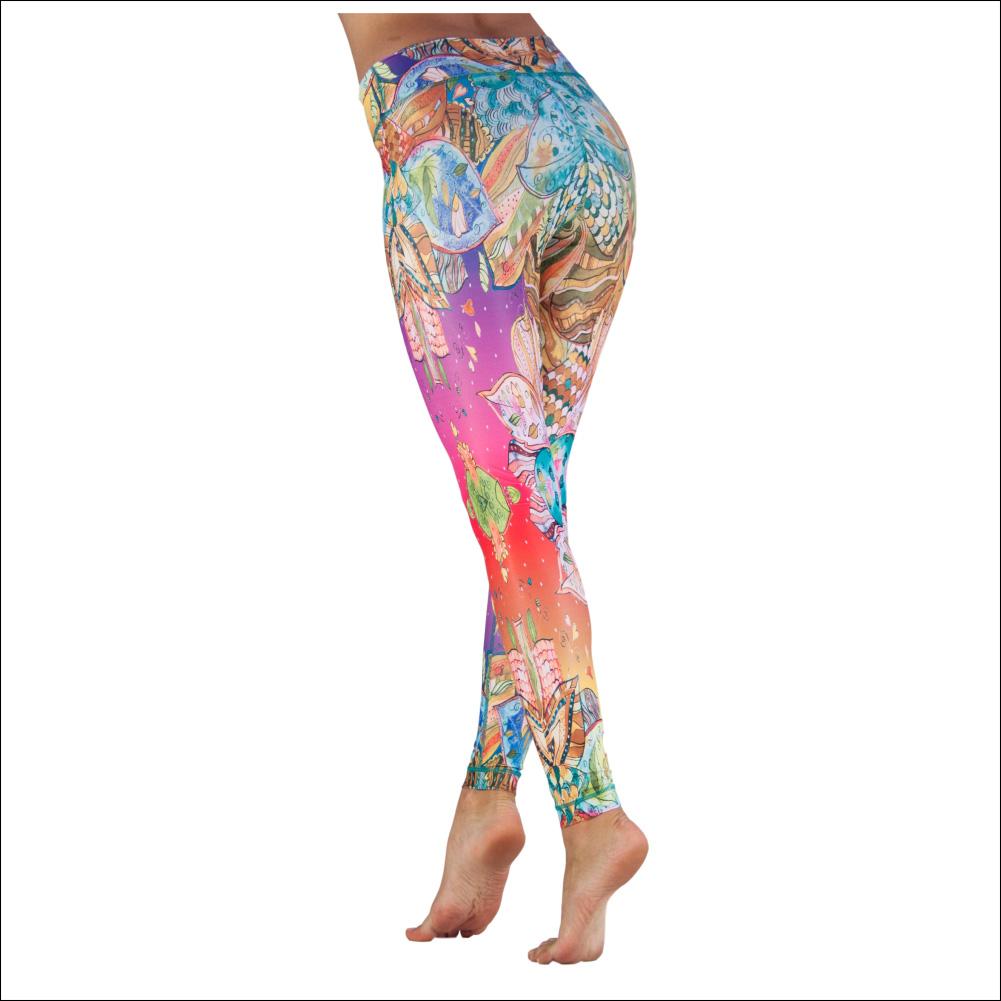 Niyama Yoga Pants Barcelona