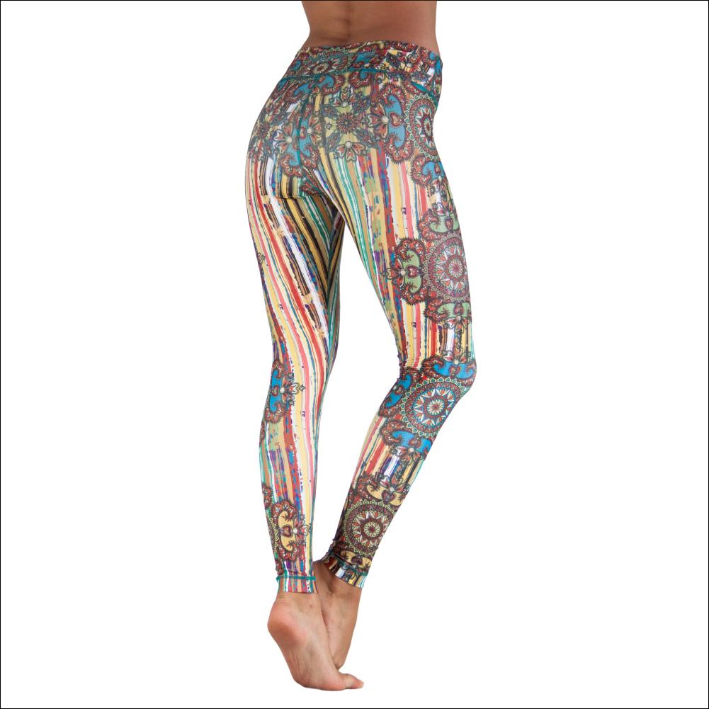 Niyama Yoga Pants Circus