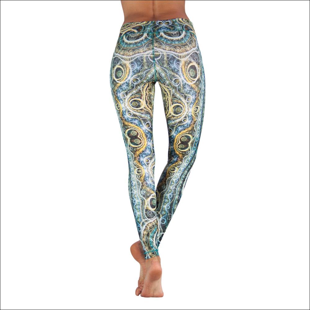 Niyama Yoga Pants Golden Angel