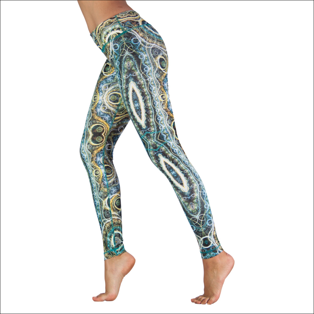 Niyama Yoga Pants Golden Angel