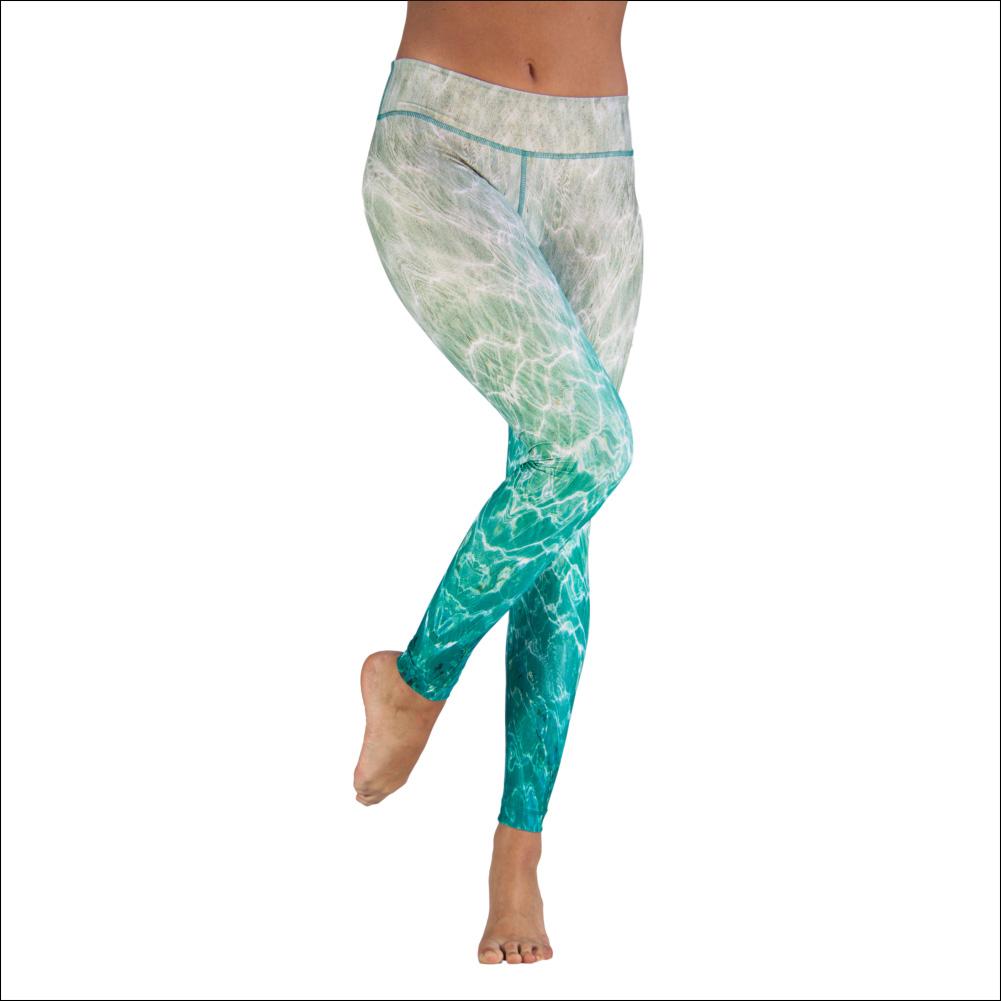 Niyama Yoga Pants Beach