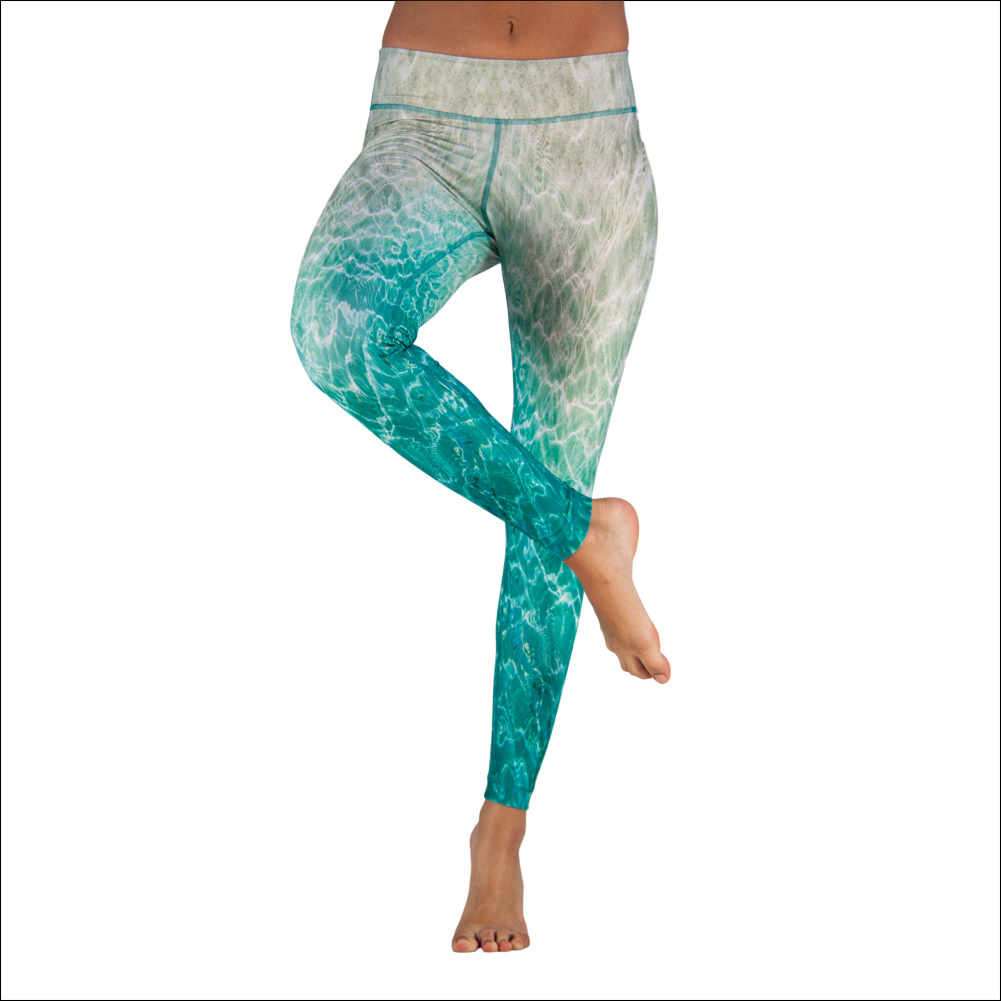 Niyama Yoga Pants Beach