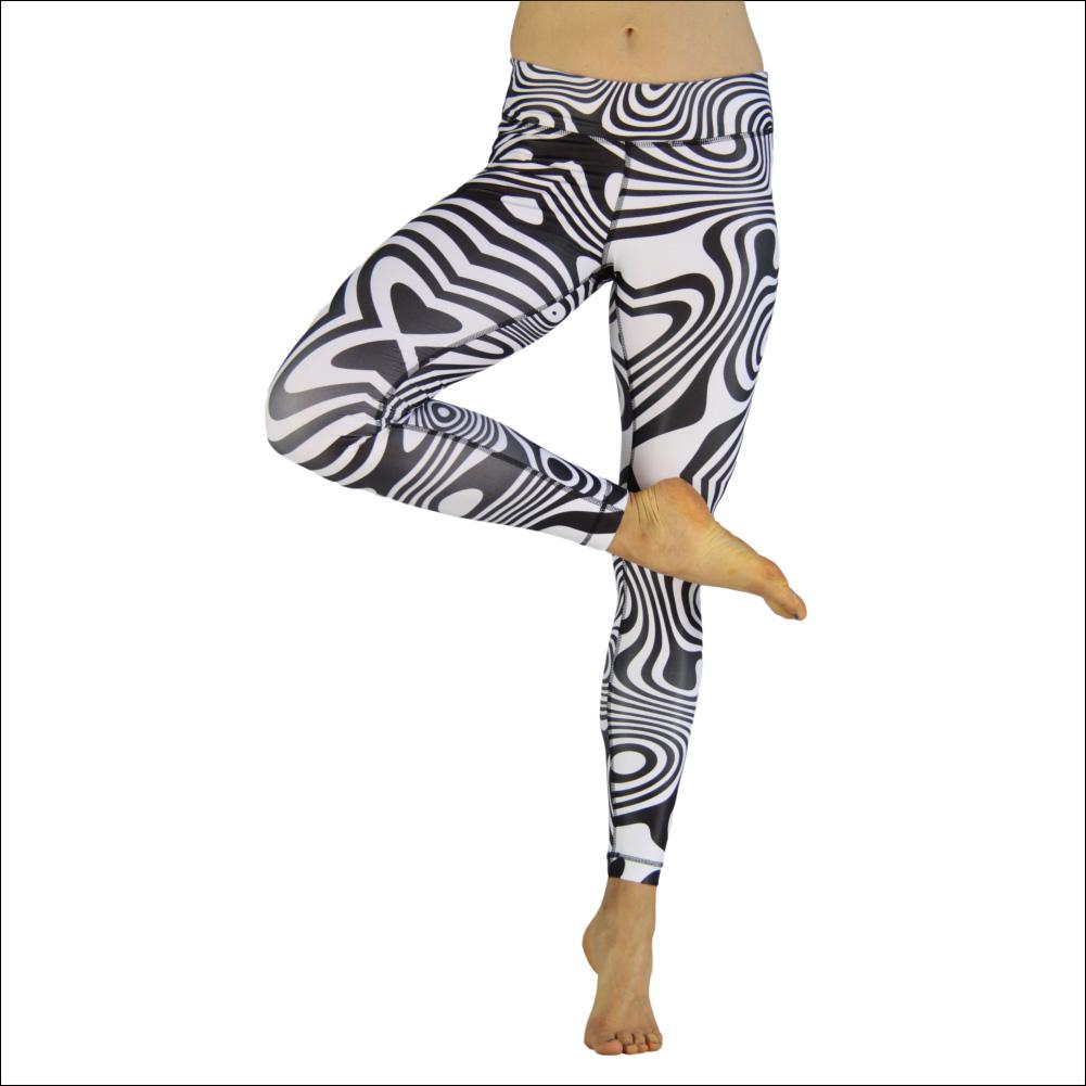 Niyama Yoga Pants Liquid Marble