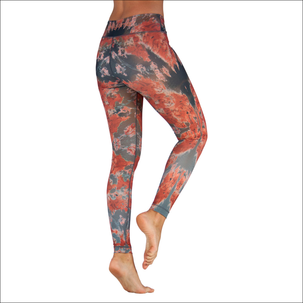 Niyama Yoga Pants Indian Summer
