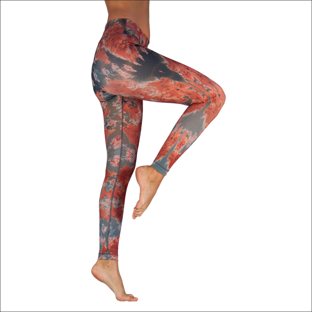 Niyama Yoga Pants Indian Summer