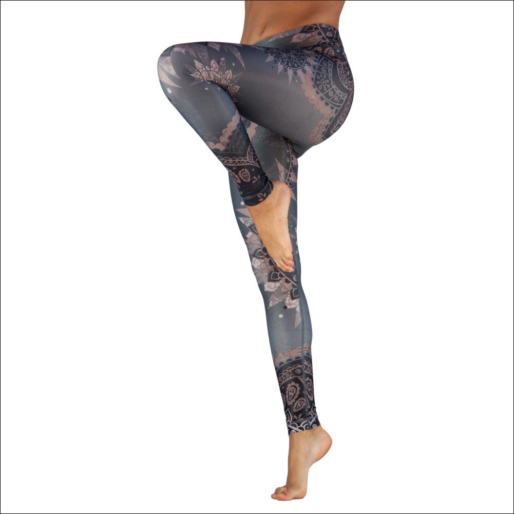 Niyama Yoga Pants Dancing Beauty