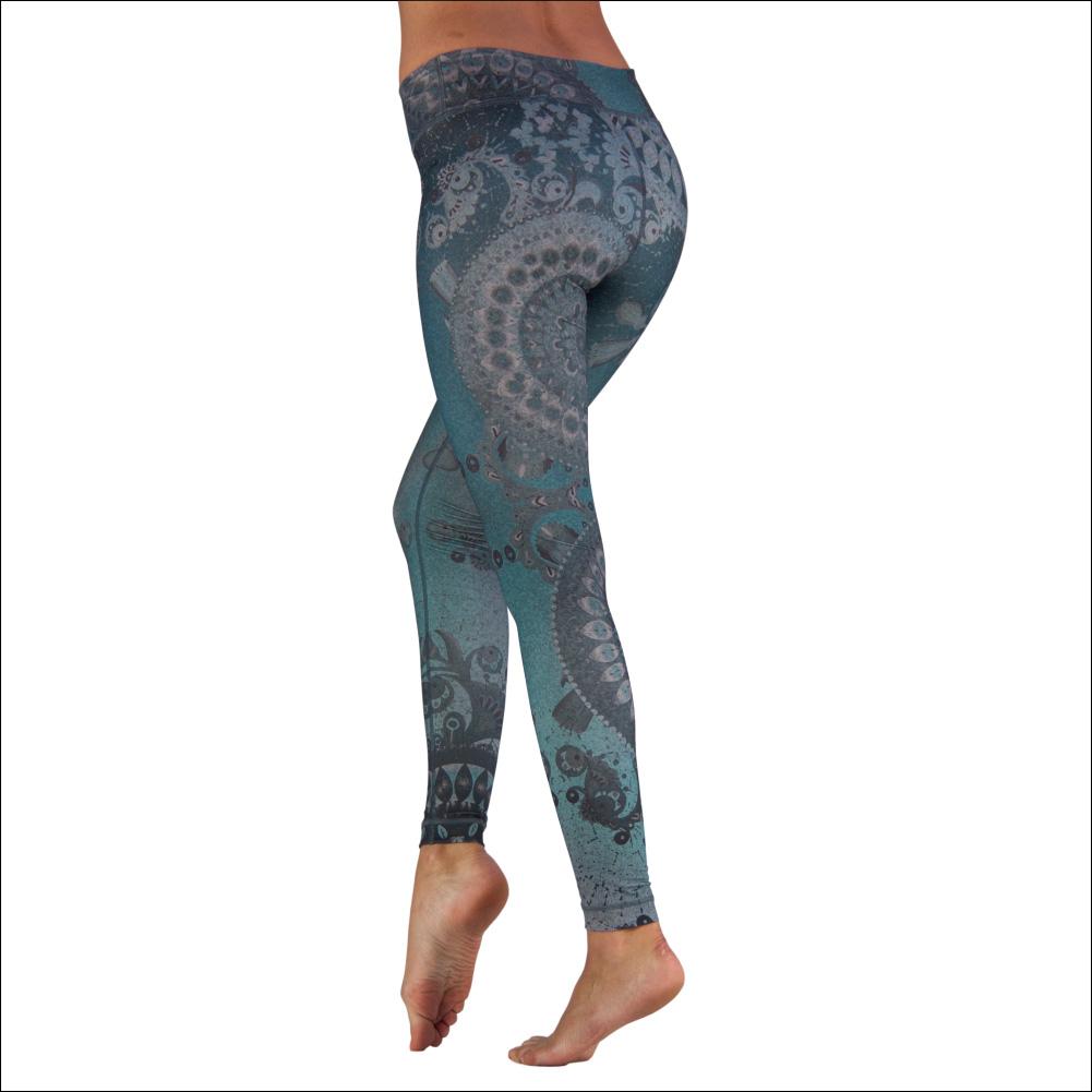 Niyama Yoga Pants Gypsy Love