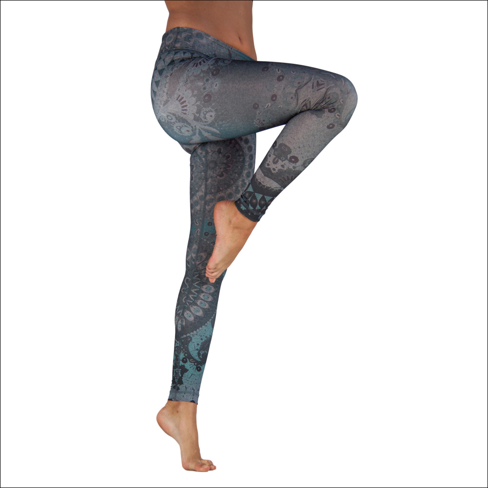 Niyama Yoga Pants Gypsy Love