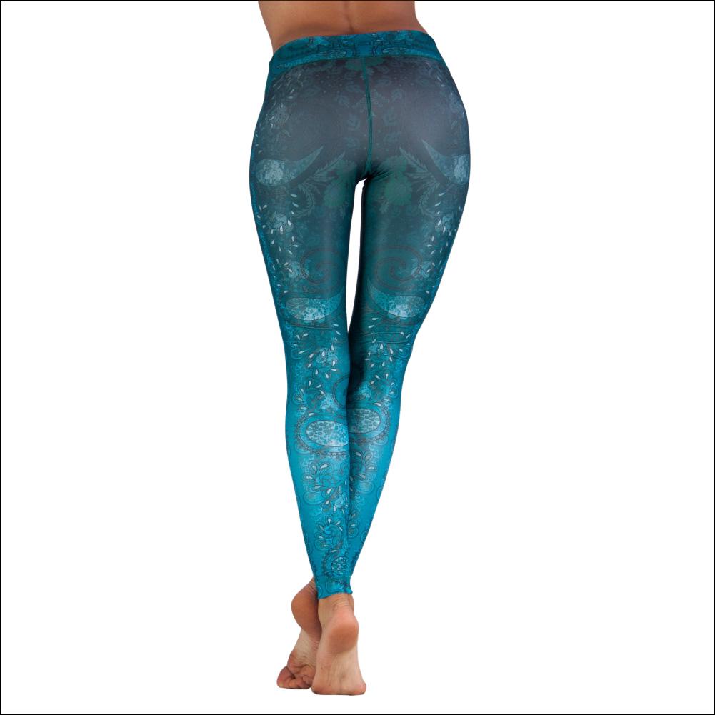 Niyama Yoga Pants Paisley