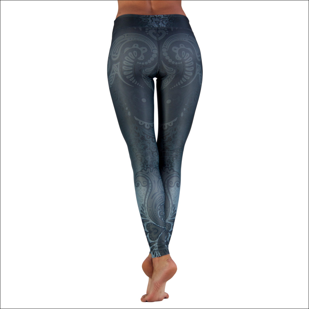 Niyama Yoga Pants Maori Magic