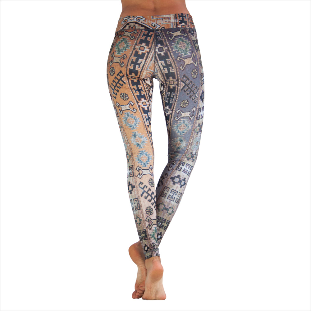 Niyama Yoga Pants Marrakesh