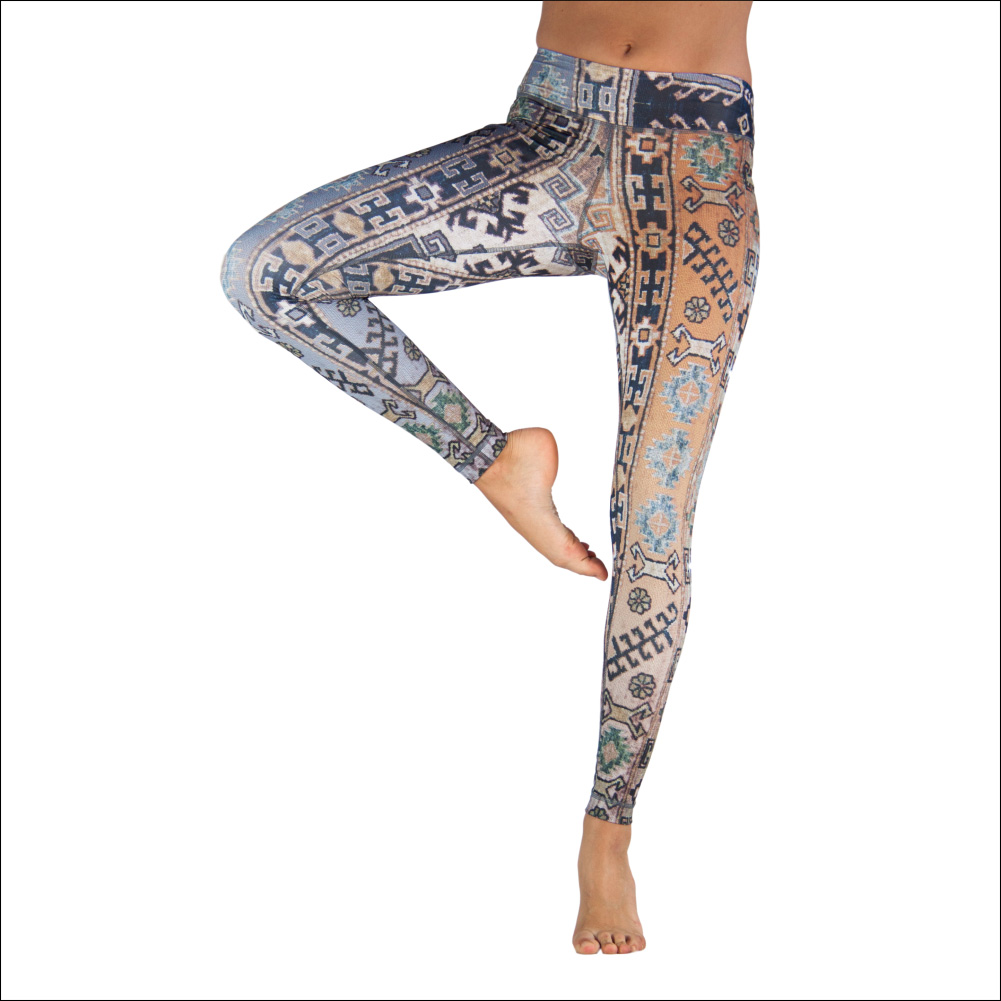 Niyama Yoga Pants Marrakesh