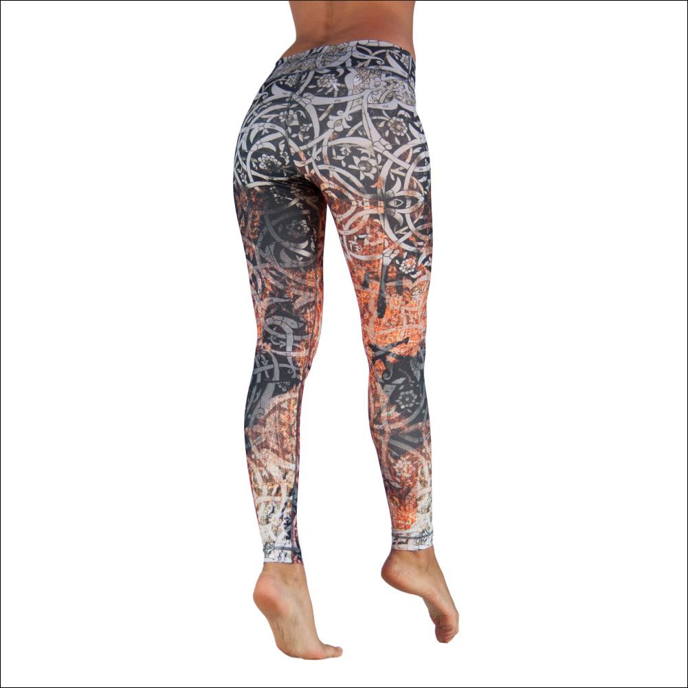 Niyama Yoga Pants Tribal Spirit