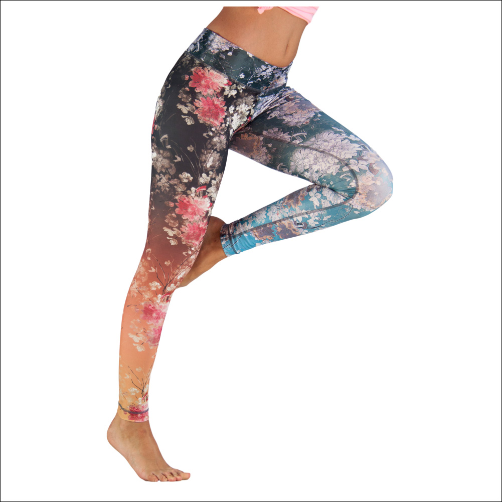 Niyama Yoga Pants Summerbreeze