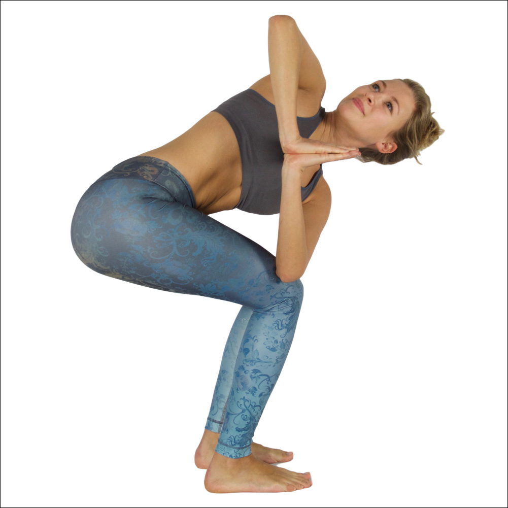 Niyama Yoga Pants Shining Goddess