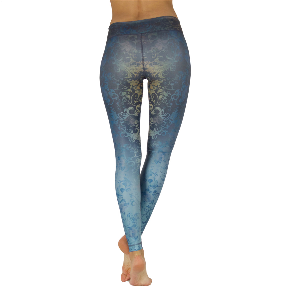 Niyama Yoga Pants Shining Goddess