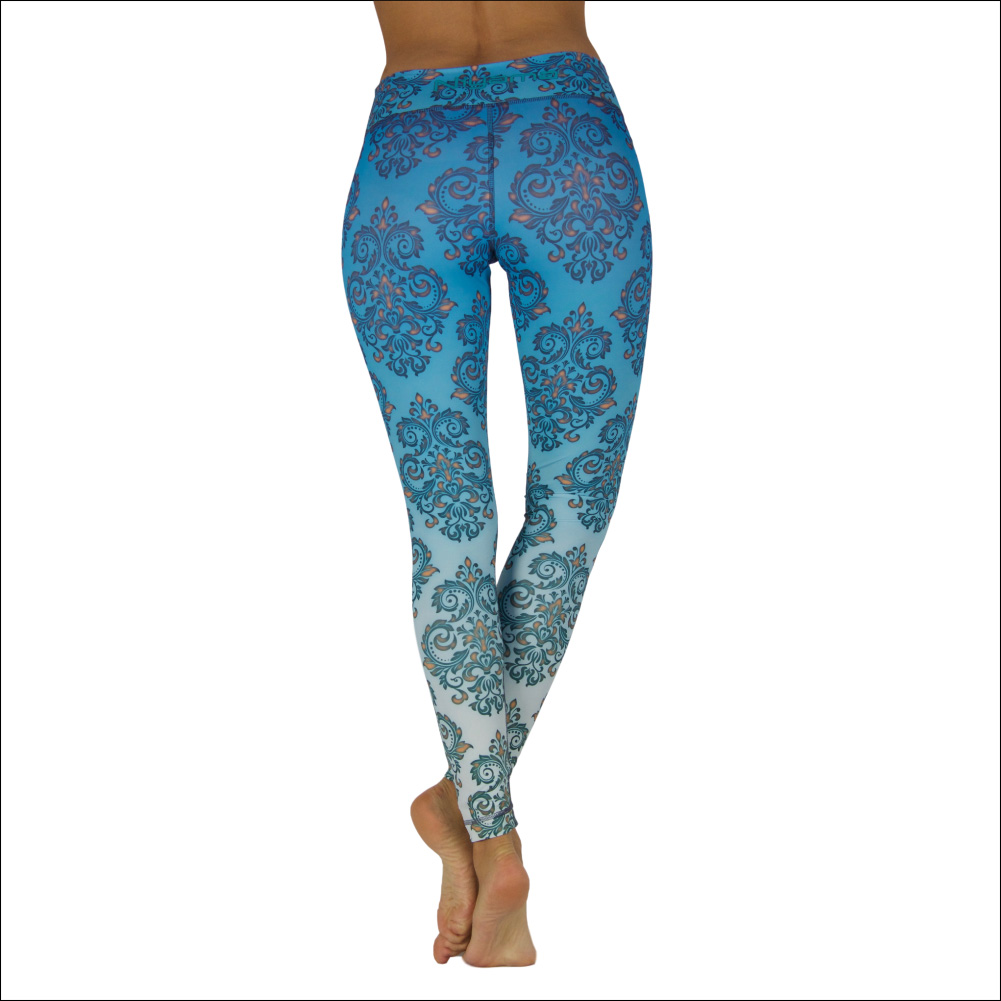 Niyama Yoga Pants Chandelier