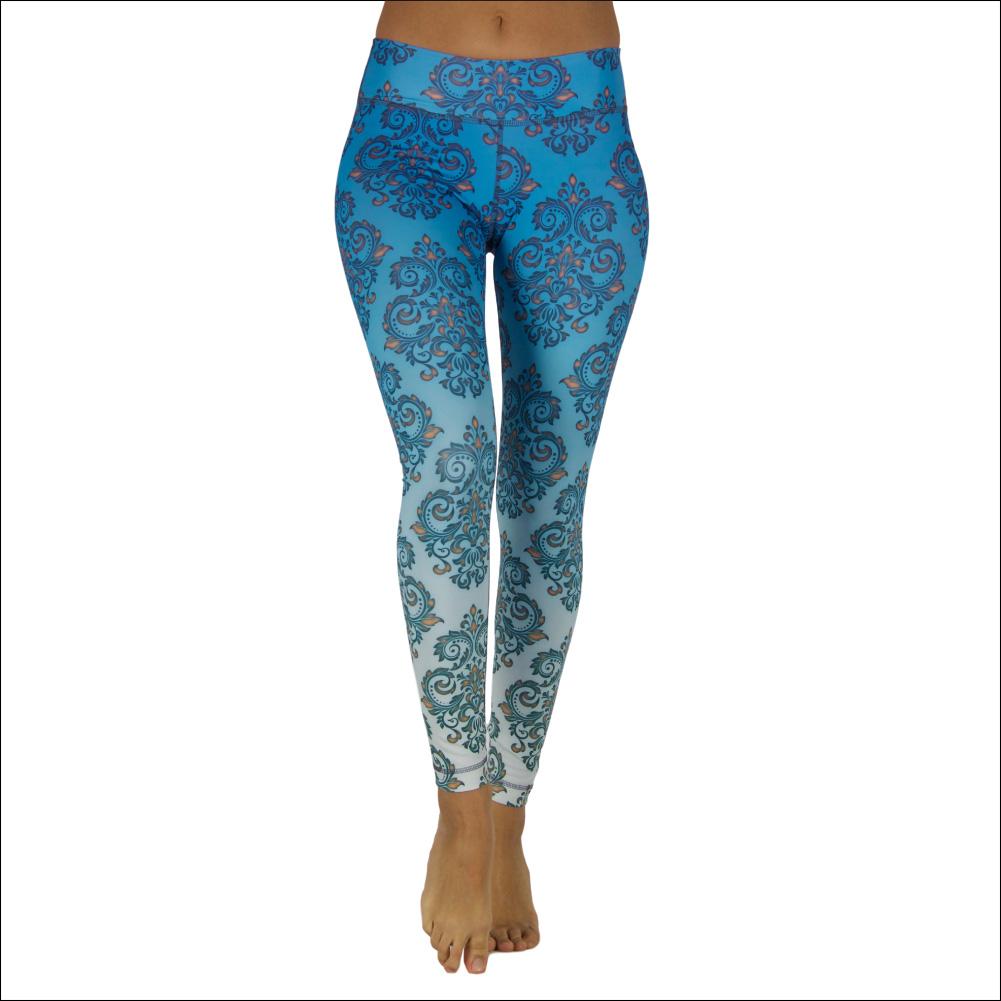 Niyama Yoga Pants Chandelier
