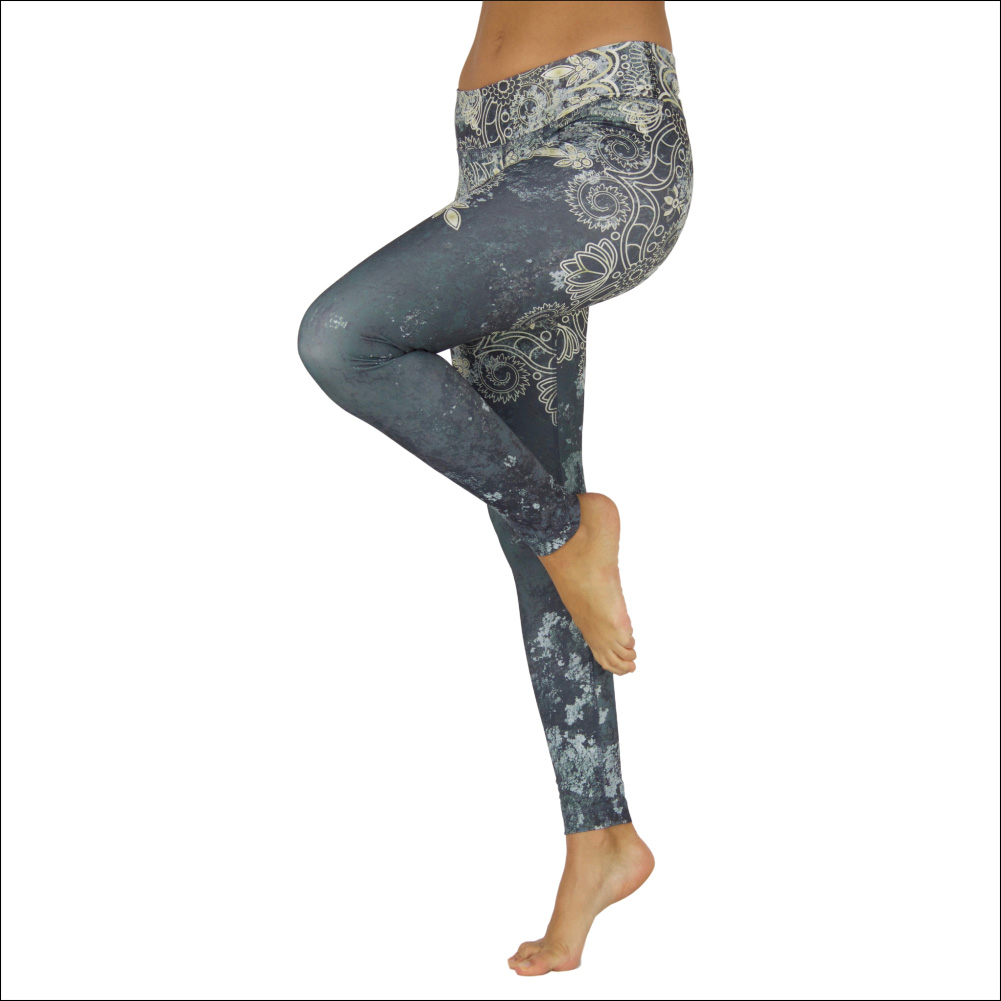 Niyama Yoga Pants Ace of Lace