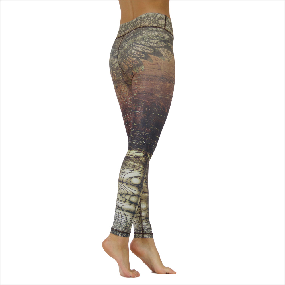 Niyama Yoga Pants Little Feather